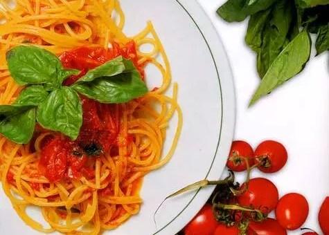 La cucina migliore d'Europa? Quella italiana, off course