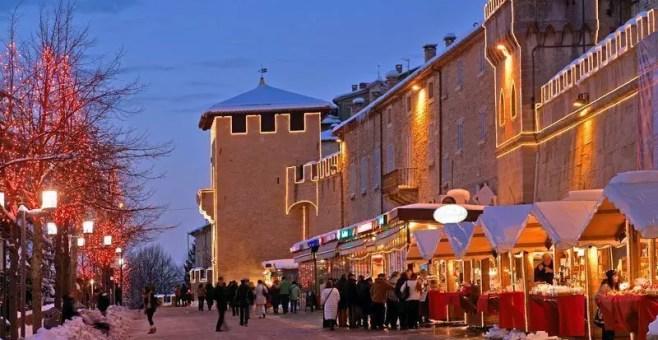 Mercatini di Natale a San Marino