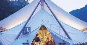 Glamping – campeggi di lusso in Spagna