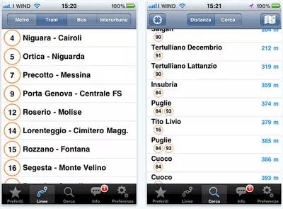 MuoviMi, un'app per Milano