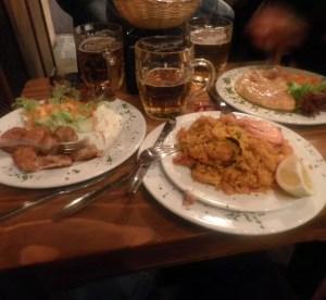 La Taberna Coloniales a Siviglia