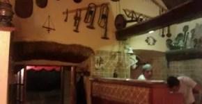 Pizzeria La cisterna a Portoferraio