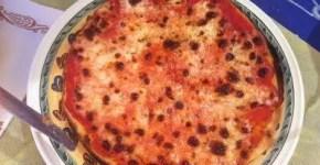 Il Buchino, la pizza più buona di Portoferraio