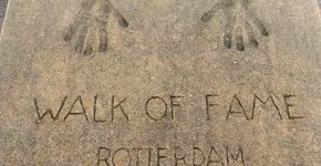 Walk of Fame: camminare tra le star a Rotterdam