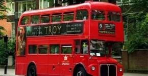 Londra, muoversi con i double-deckers linea 15, 9