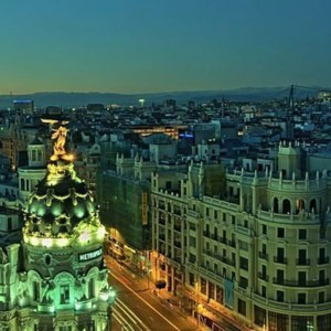A Madrid con le amiche, viaggio di gennaio