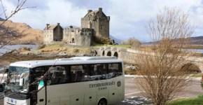 Scozia in bus, le escursioni con tour Timberbush