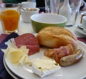 Hotel Otto a Berlino in Charlottenburg: colazione da campioni