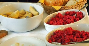 Agriturismo La Bossolasca, cucina tipica langarola