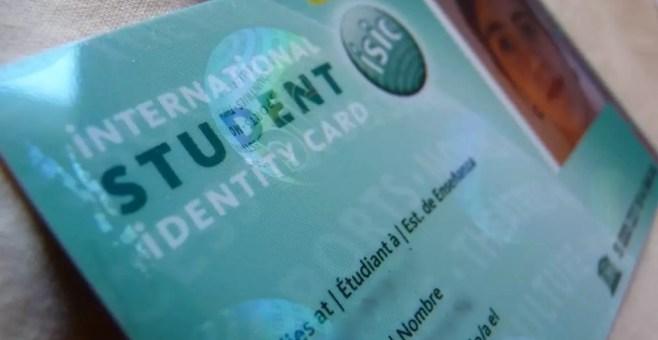 ISIC Card, sconti per studenti in tutto il mondo