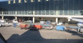 Raggiungere Barcellona dall'aeroporto el Prat