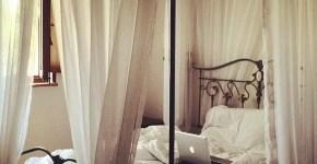 Il sapore della luna, dormire ad Ascoli Piceno