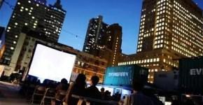 Cinema sotto le stelle a New York, tutte le date e i film