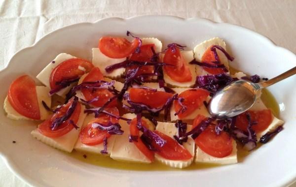Agriturismo Lischeto, pranzo a Volterra