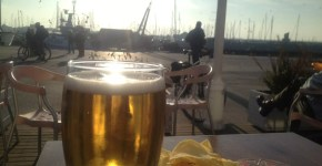 Aperitivo a Rimini al Bar del Porto