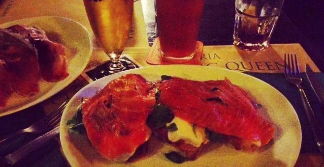 Pub McQueen a Roma, dove mangiare il crostone