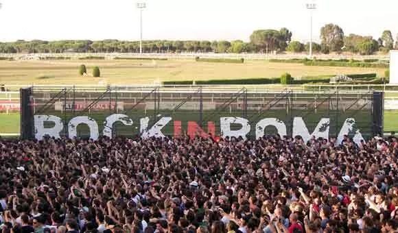 Rock in Roma 2012, tutte le date per il rock estivo