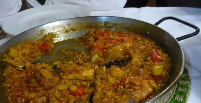 Rincon Huertano, dove mangiare la paella ad Alicante