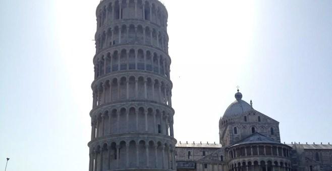 Torre di Pisa, perché secondo me non vale la visita