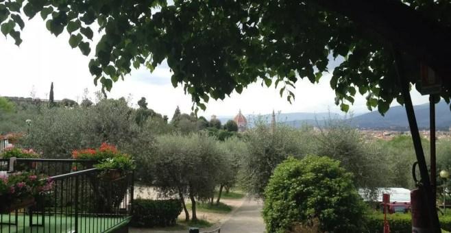 Camping Michelangelo, nel cuore di Firenze