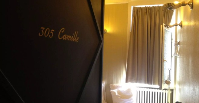 Dormire a Bruxelles in un ex bordello: Hotel Le Berger