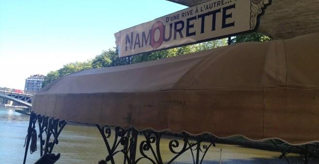 Namourette, giro per i canali di Namur a 0,50€