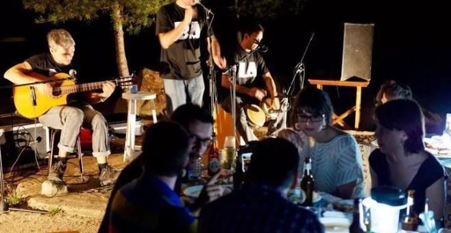 La Caseta del Migdia, un bar a Barcellona
