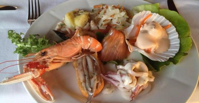 Ristorante La Baia a Cesenatico: solo se affamati