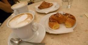 Chiaroscuro, la colazione a Firenze con cappuccini aromatizzati
