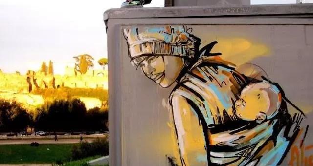 Street Art Festival a Roma dal 21 al 23 settembre