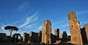 Terme di Caracalla a Roma, apertura speciale al pubblico