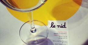 Le Nid: un bicchiere di Muscadet a Nantes