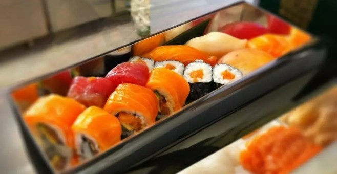 Kukai Restaurant a Napoli: dove mangiare dell'ottimo sushi