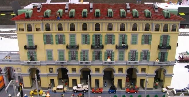 Torino fatta con i Lego, in mostra a novembre