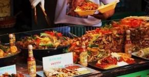 A Camden Town un pranzo etnico e low-cost