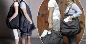 Jaktogo, fregare le compagnie low cost con la valigia che si indossa