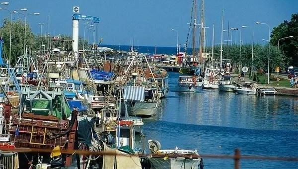 Miniguida di Bellaria: il porto canale e il lungomare