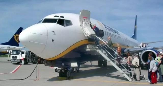 Ryanair a Pisa a novembre voli con 12€