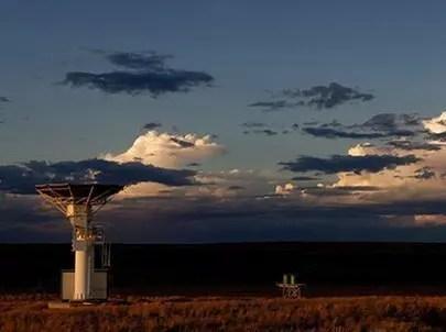 Osservare le stelle in Sudafrica, a Karoo, con un telescopio ottico