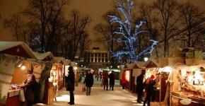 Mercatini di Natale a Helsinki, 160 casette in Finlandia
