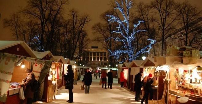 Mercatini di Natale a Helsinki e Santa Lucia