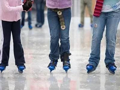 BarGelona, pista di ghiaccio a Barcellona a Natale