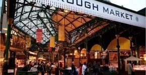 Borough Market a Londra, i miei consigli