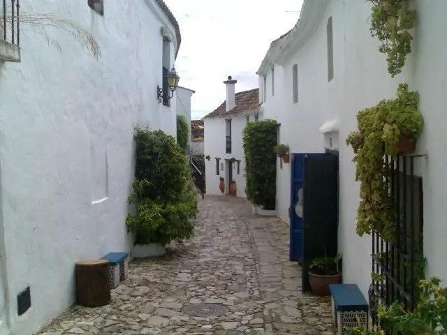 Castellar de la Frontera centro