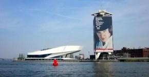 EYE: il Museo del Cinema ad Amsterdam