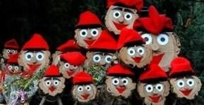 Tio de Nadal e Caganer: simboli del Natale a Barcellona