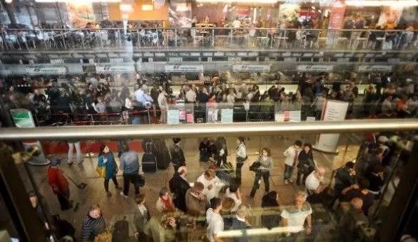 Alitalia, volo speciale per New York dopo Sandy