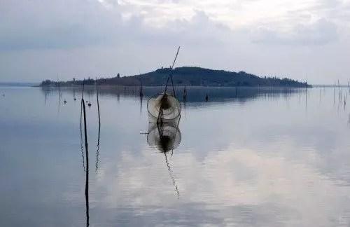 Isola Polvese, gita in barca in Umbria al Lago Trasimeno
