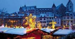 Andare in treno ai Mercatini di Natale in Svizzera, promozione