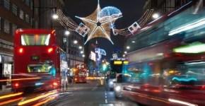 Natale a Londra, passeggiata tra le luci di Natale